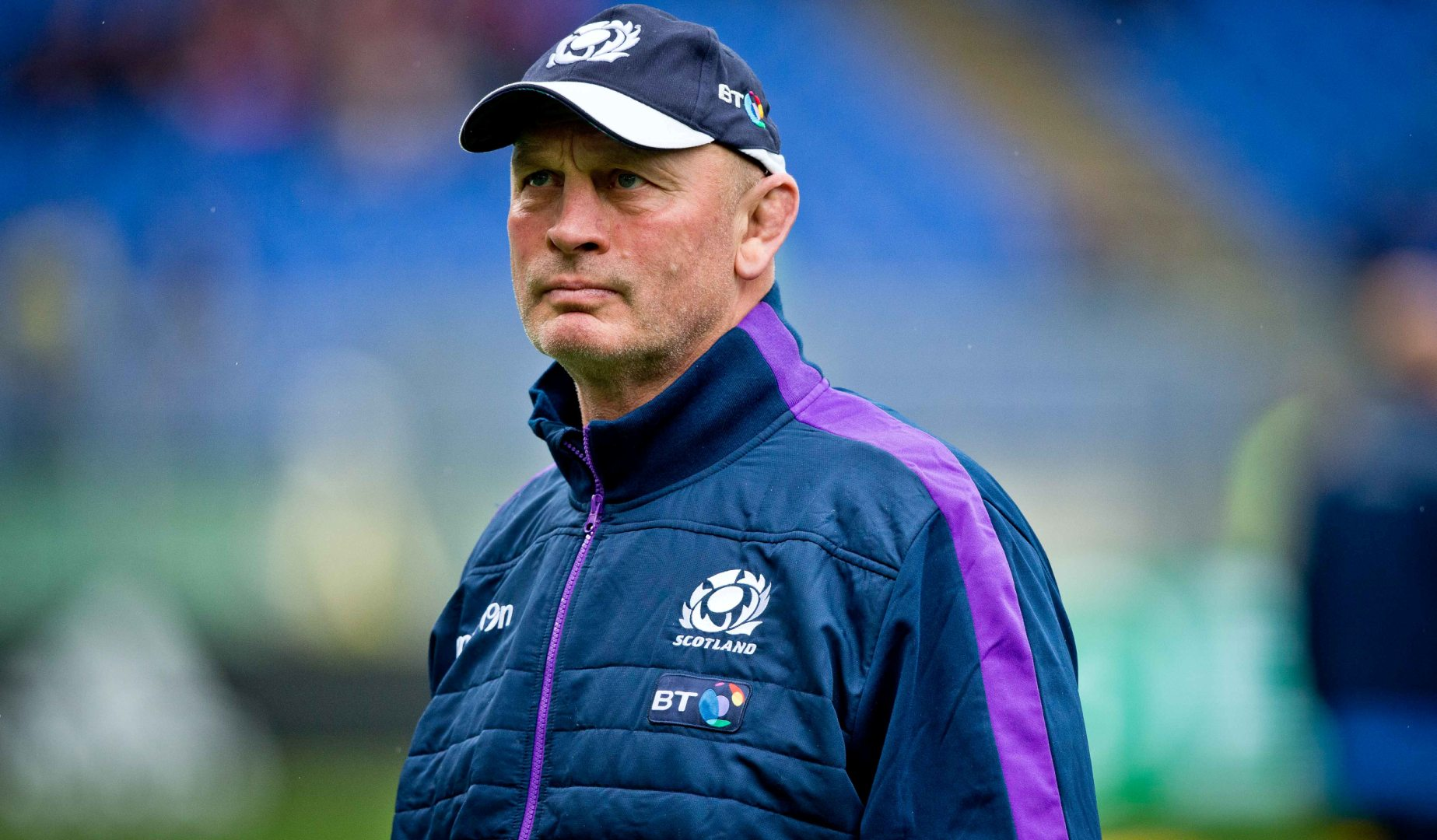 Cotter names Scotland squad for Japan