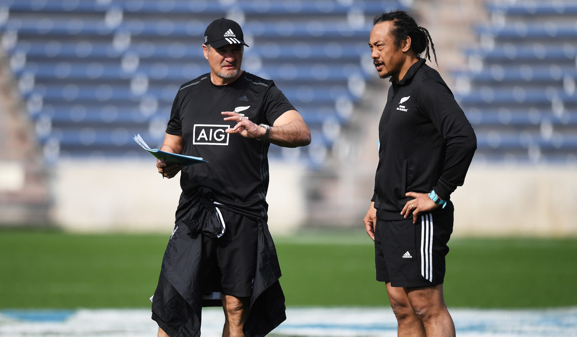 Cooper challenges Maori All Blacks to lay down Lions marker