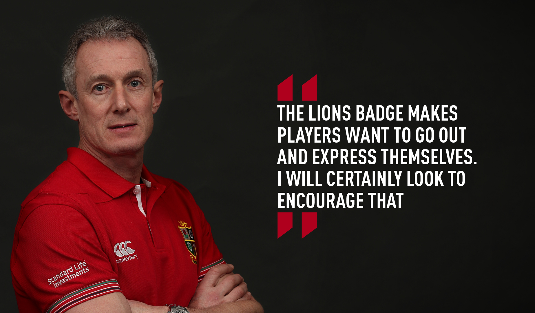 Coach Column: Howley inspired by Lions legacy