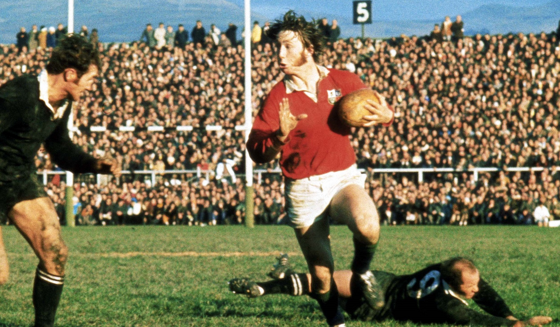 Classic Match: Lions secure 1971 series victory over New Zealand