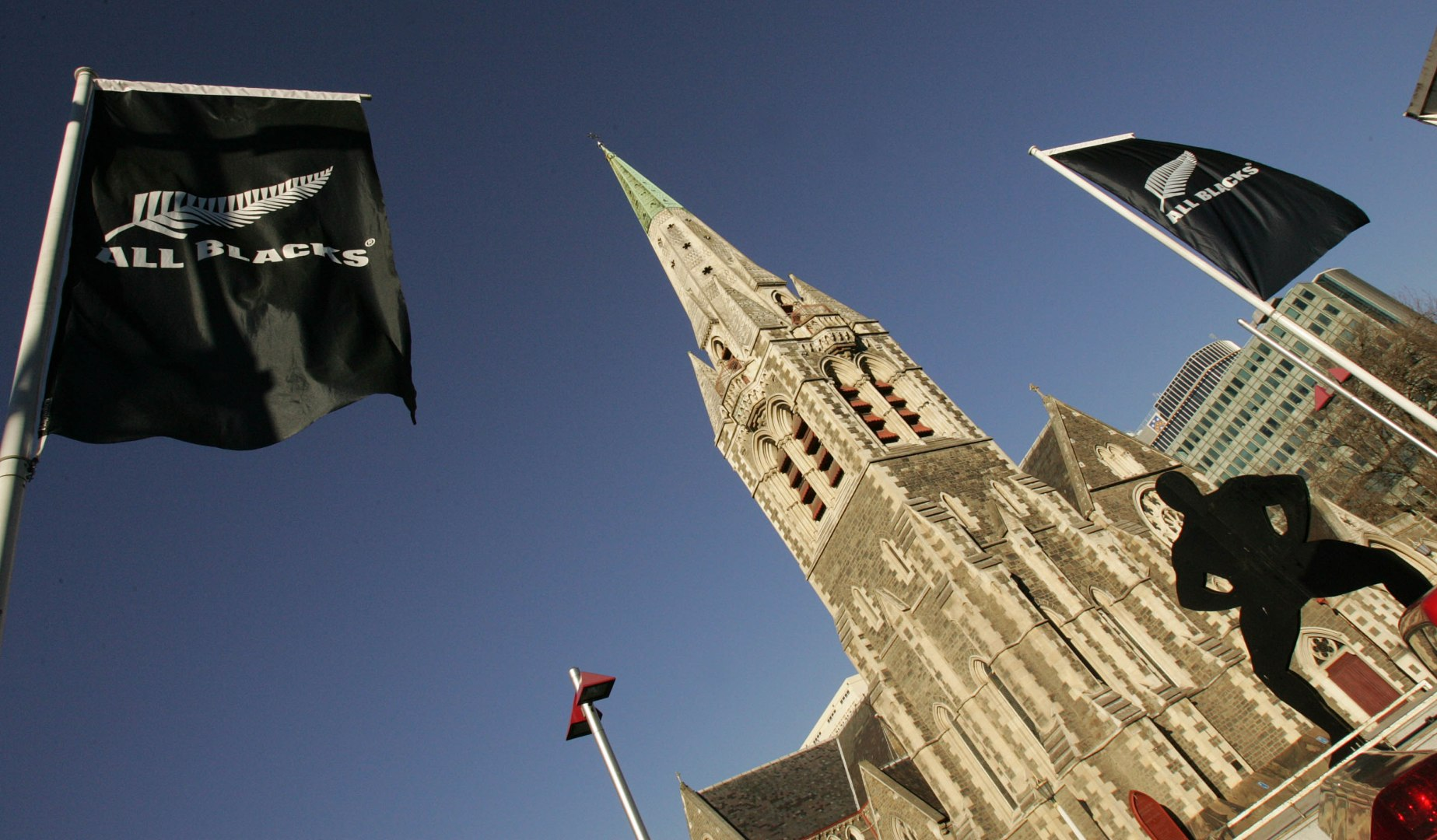 Christchurch can provide a taste of home