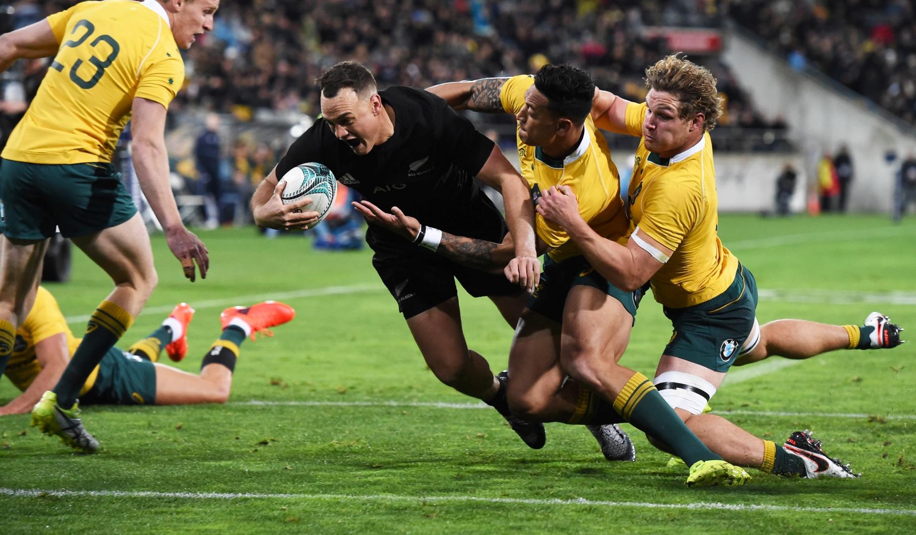 Cheika hopes Hodge can derail All Blacks history tilt