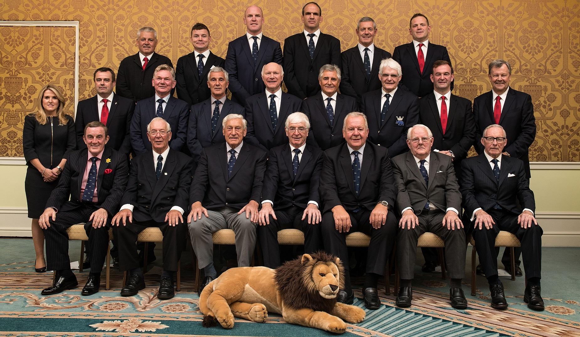 British & Irish Lions Players Club Launched