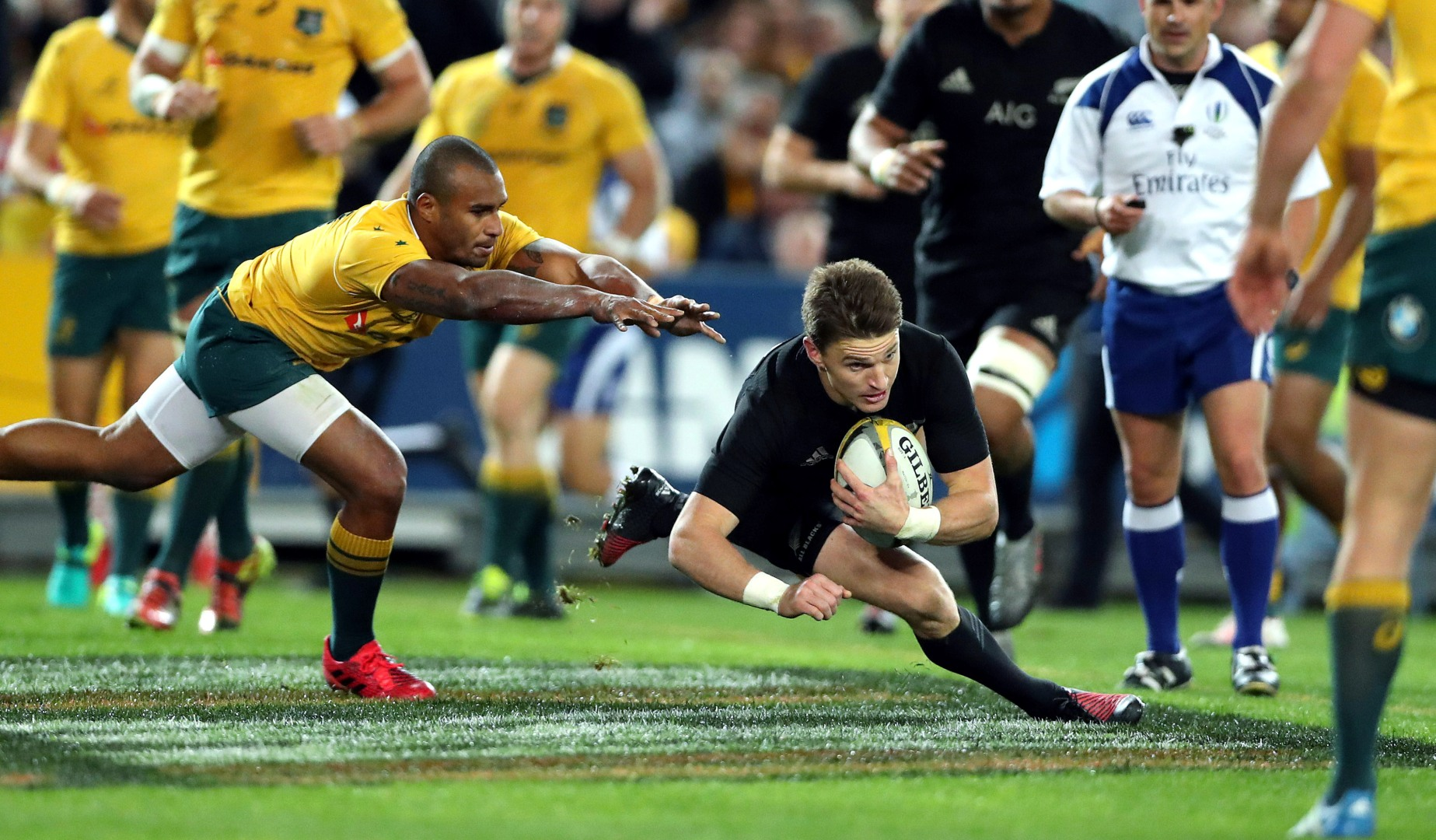 Barrett extends New Zealand stay to set up Lions date