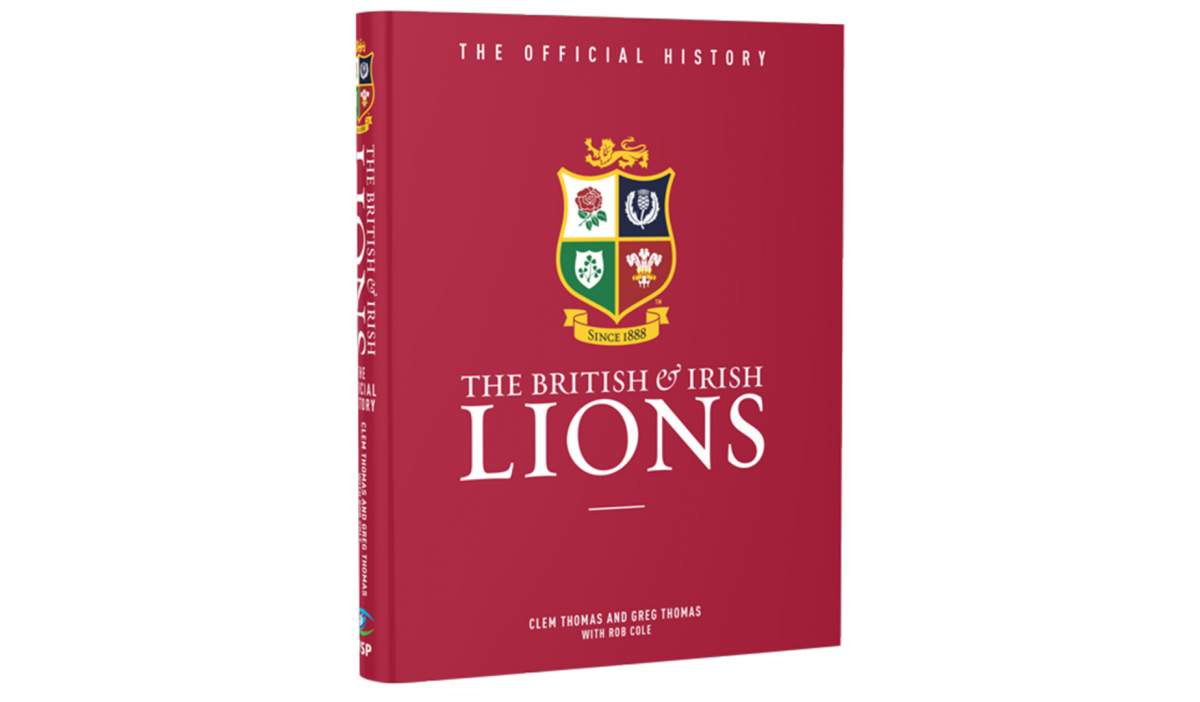 day 5 of the british irish lions 12 days of christmas competition is here and fans who enter could win a lions book that tells the history of the team