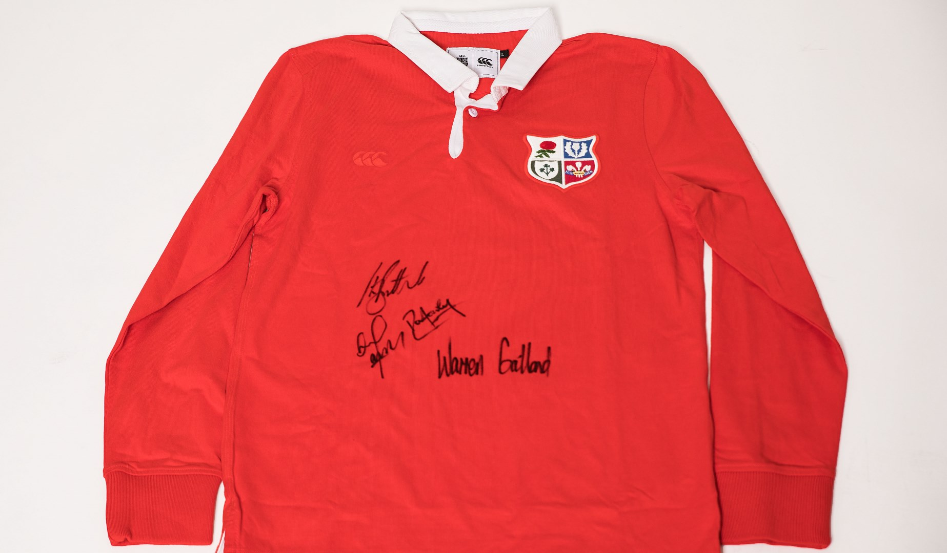 12 Days of Christmas – Win a Since 1888 Jersey signed by the Coaching Team