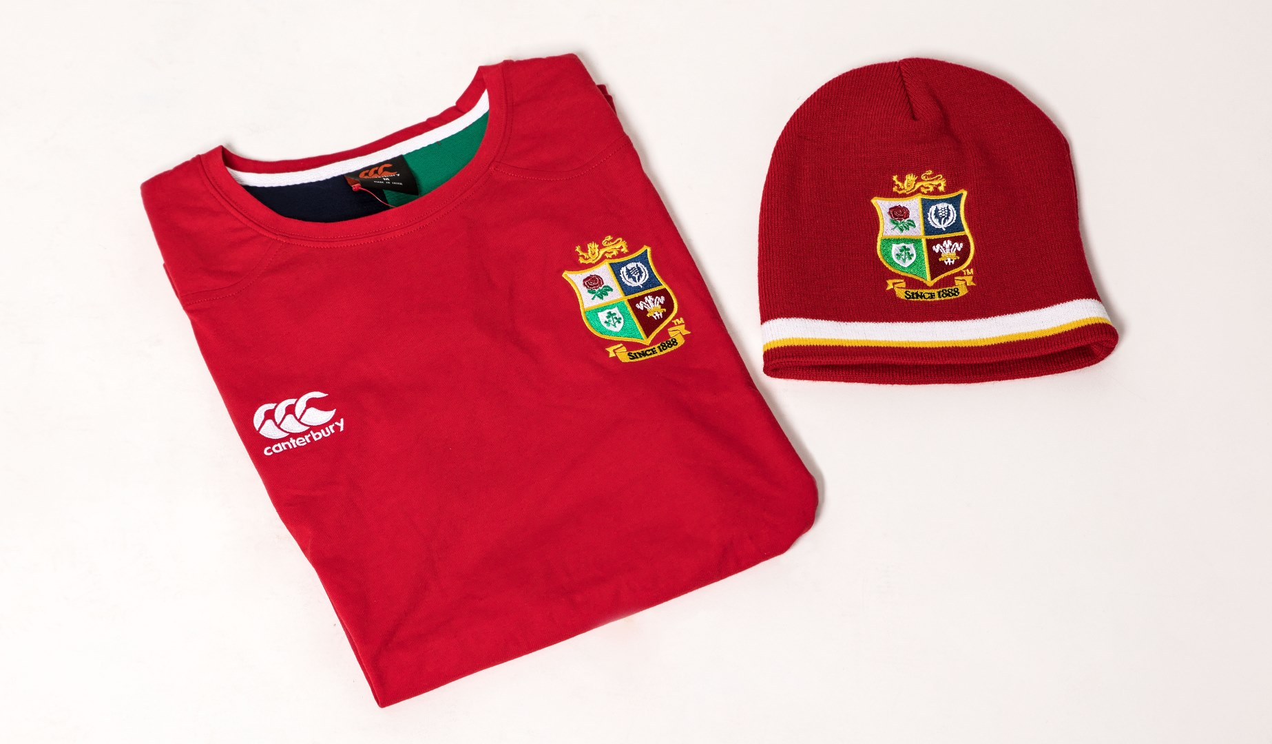 12 Days of Christmas – Win a Lions T-Shirt and Beanie