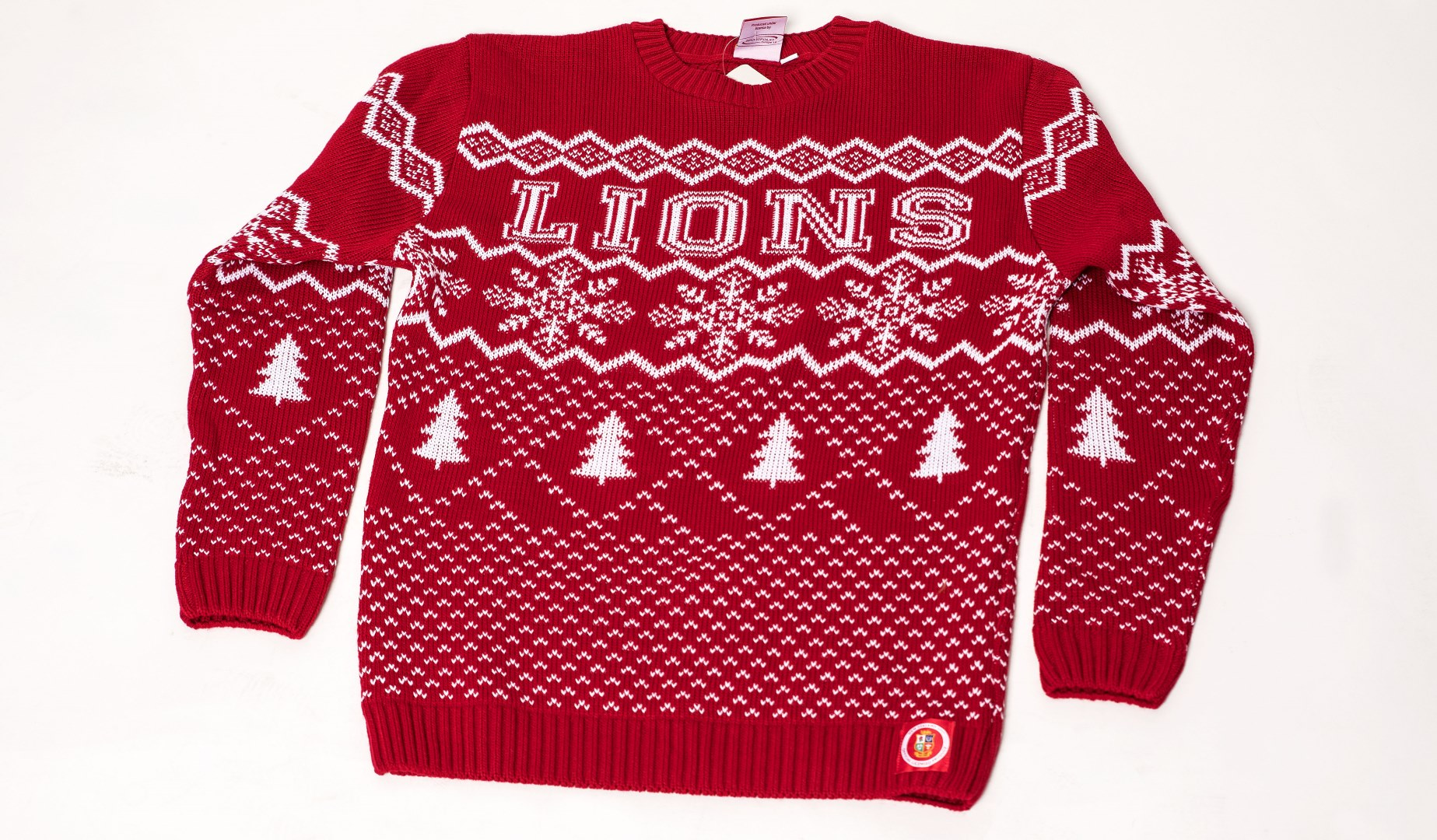 12 Days of Christmas – Win a Lions Christmas Jumper