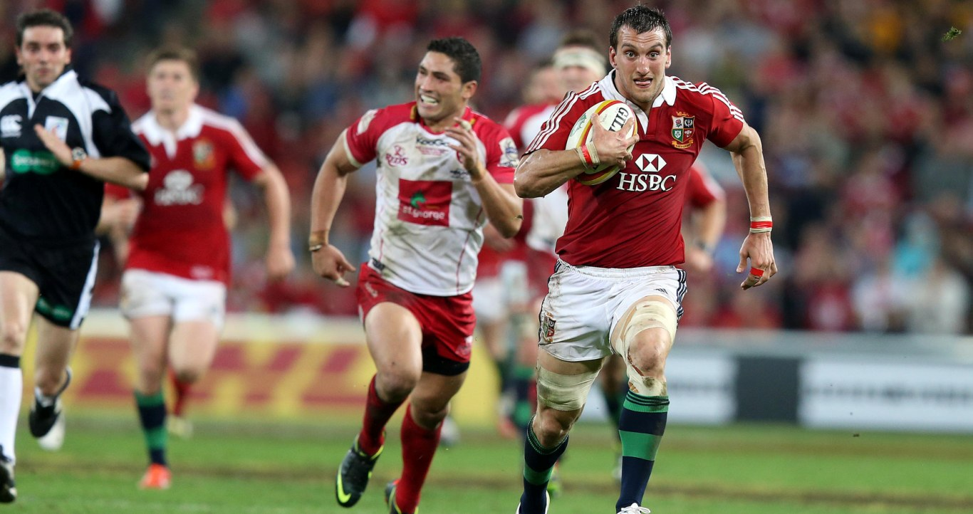 Warburton: World Cup momentum is with Wales