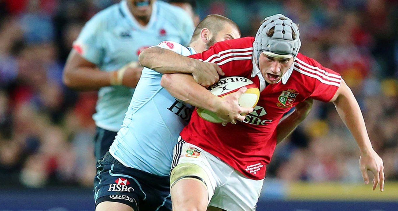 Davies relishing the competition at Clermont