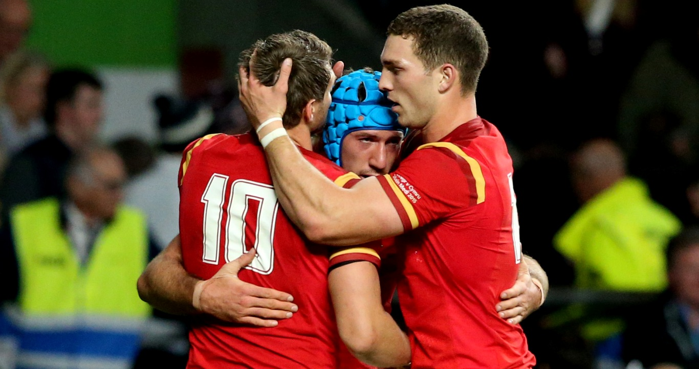 Wales 'full of leaders' despite injuries insists Lydiate