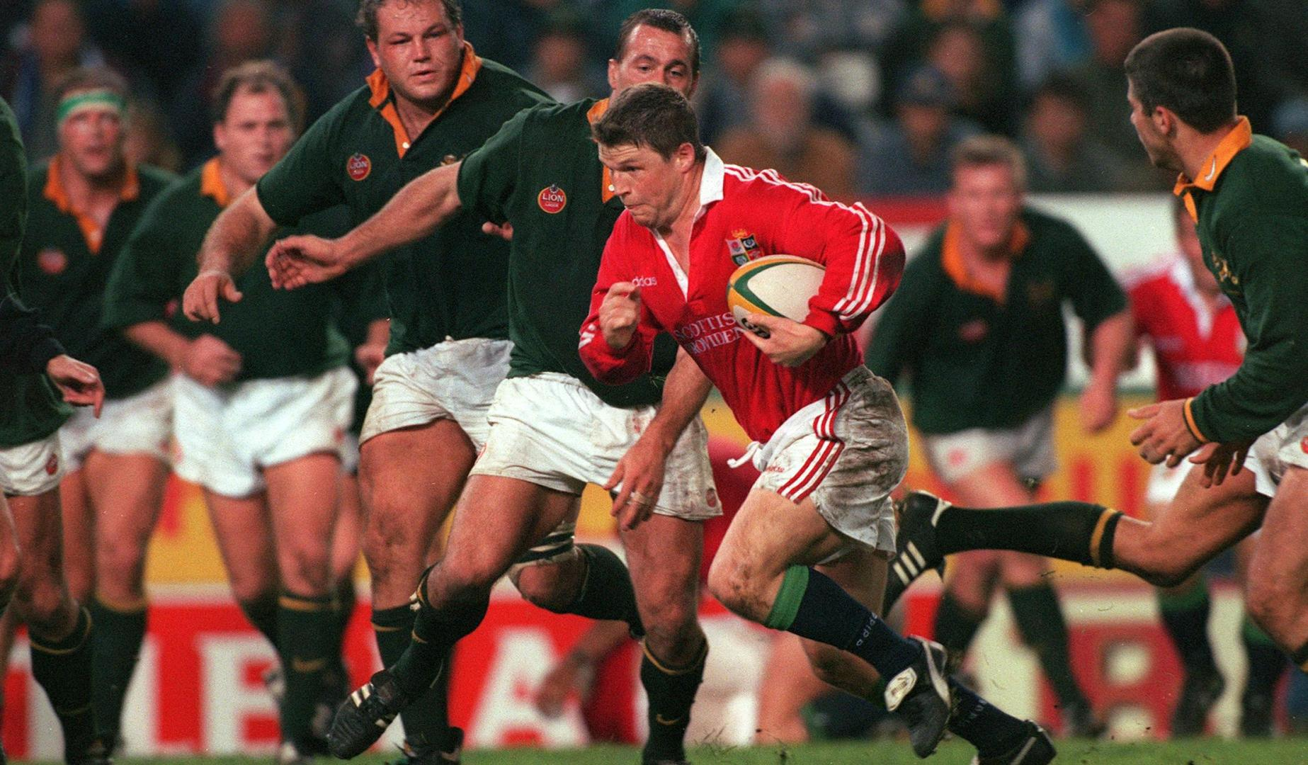 Wales and England combine for 1997 success