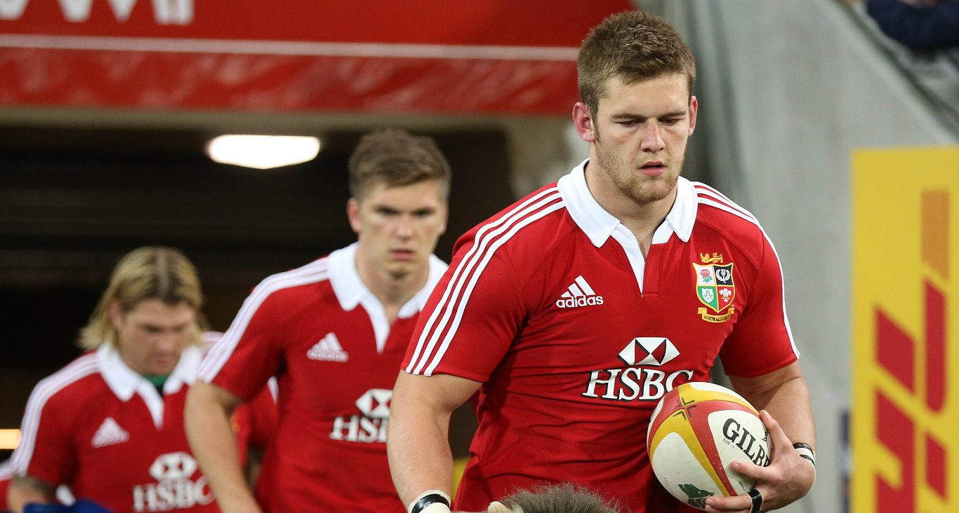 Two Lions return as Wales face South Africa
