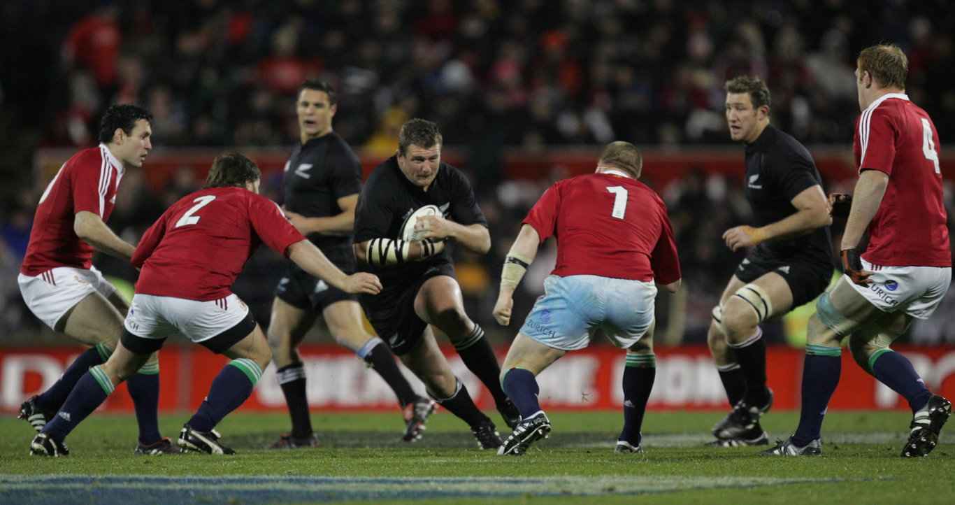 Tributes to an All Blacks legend
