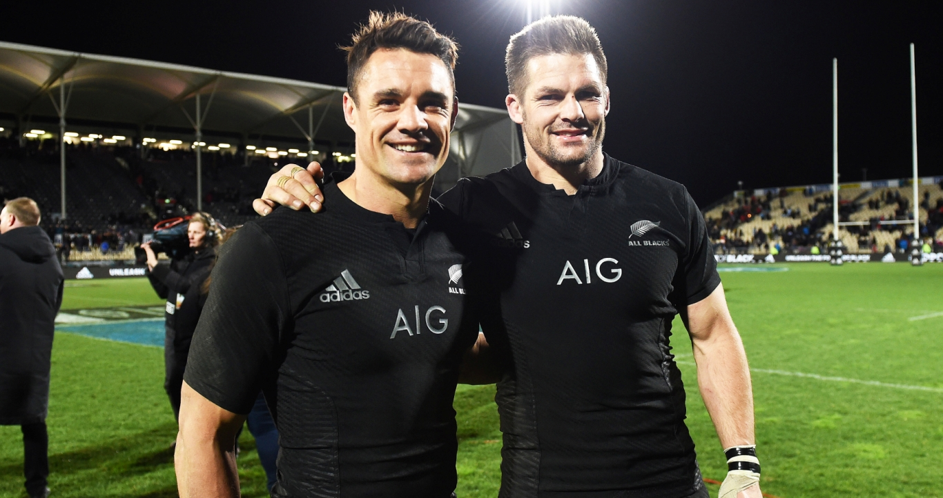 All Blacks keep one eye on World Cup preparations