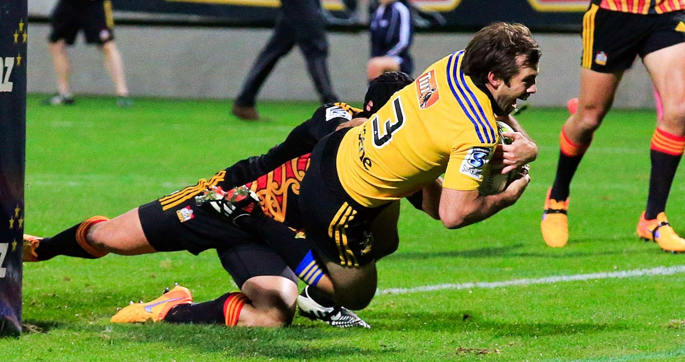 Super Rugby Review: Round 18