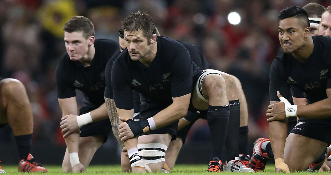 McCaw expects World Cup pressure