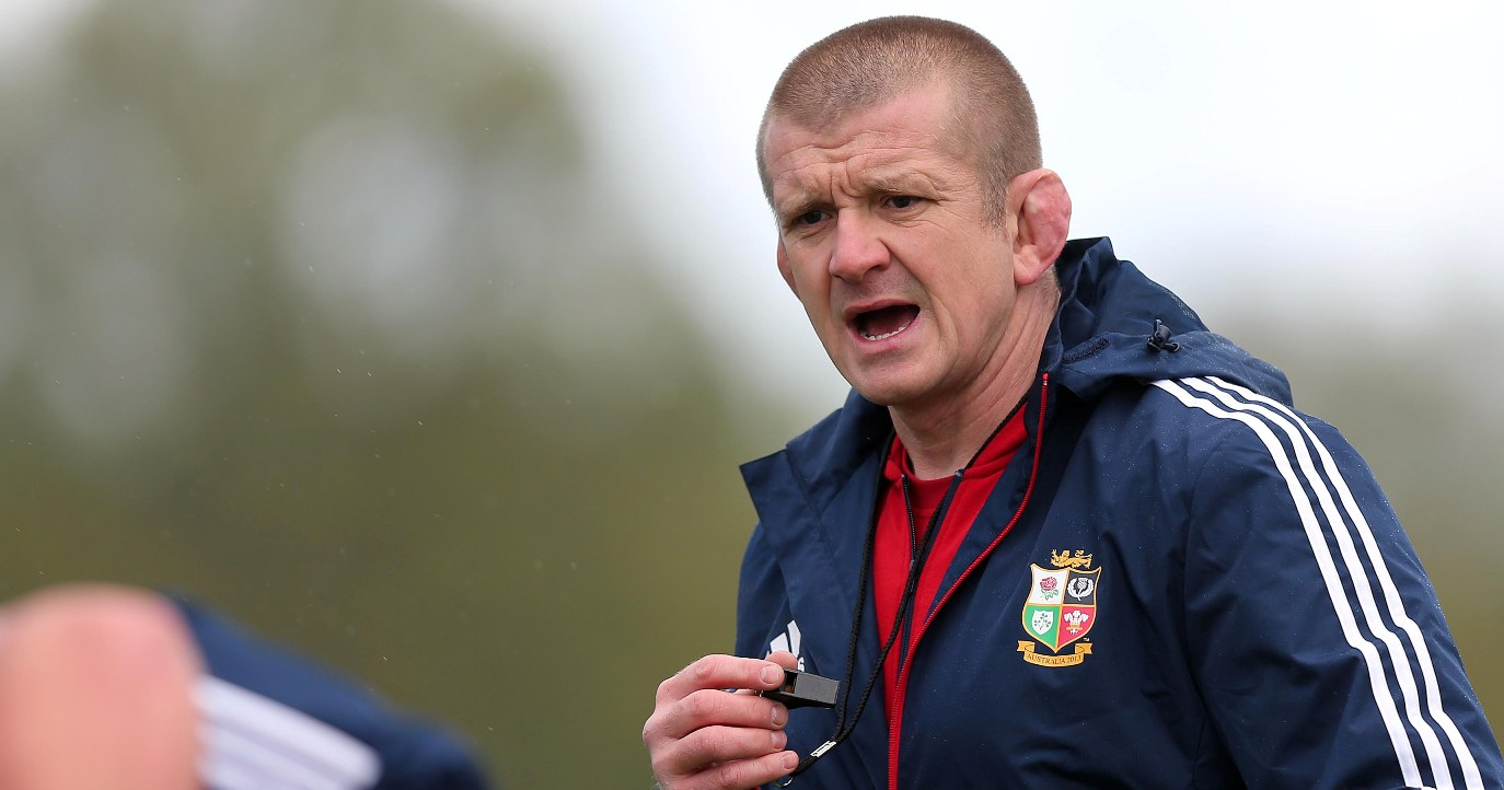 Rowntree looking for England response