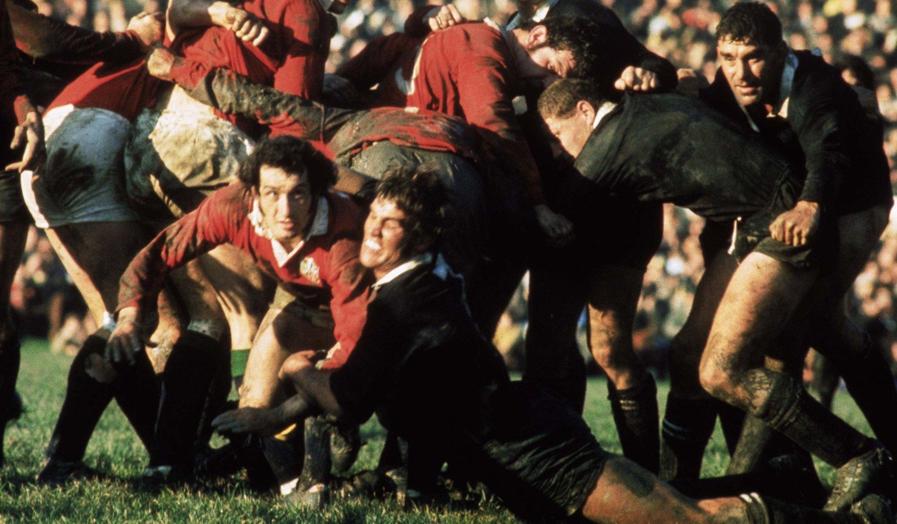 Lions Legends: Sir Gareth Edwards