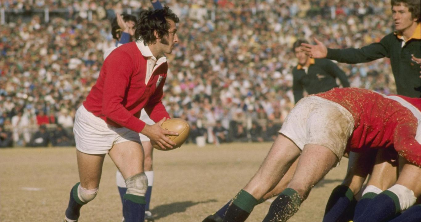 Lions legend Edwards earns Knighthood