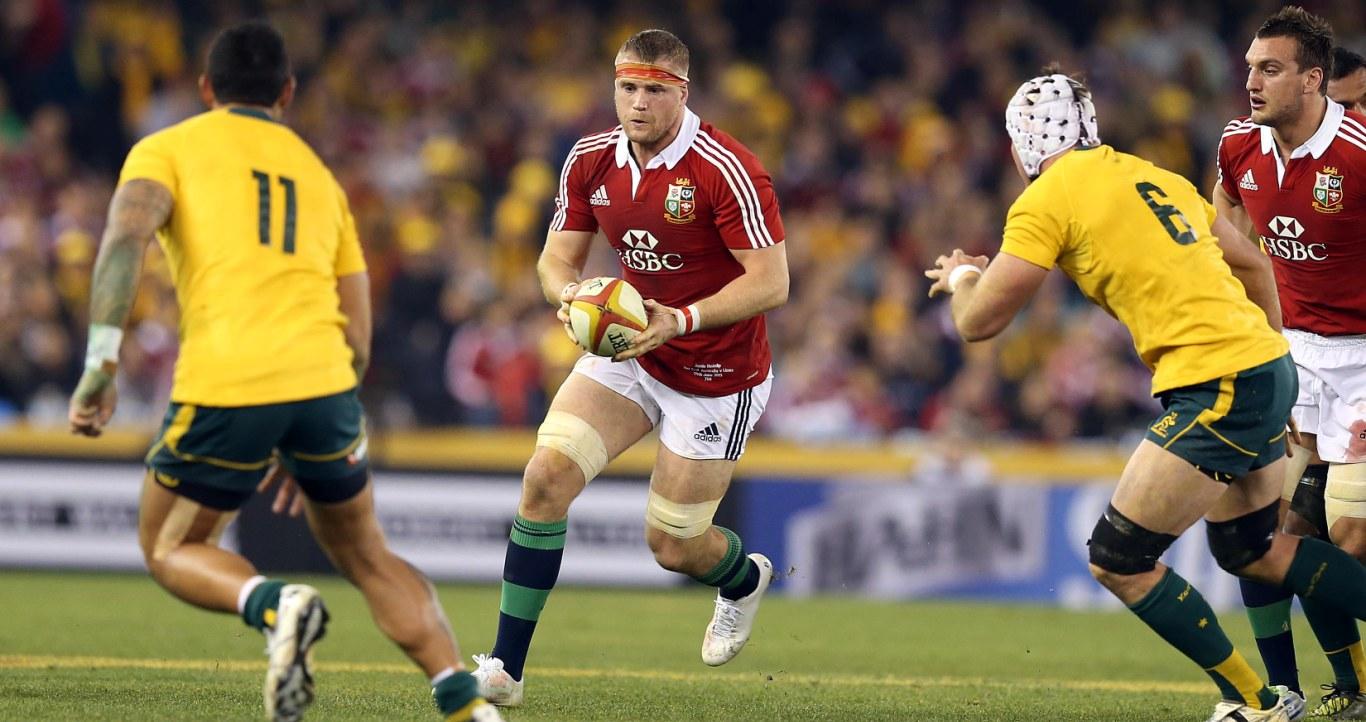 Lions hero Heaslip roars Leinster to victory