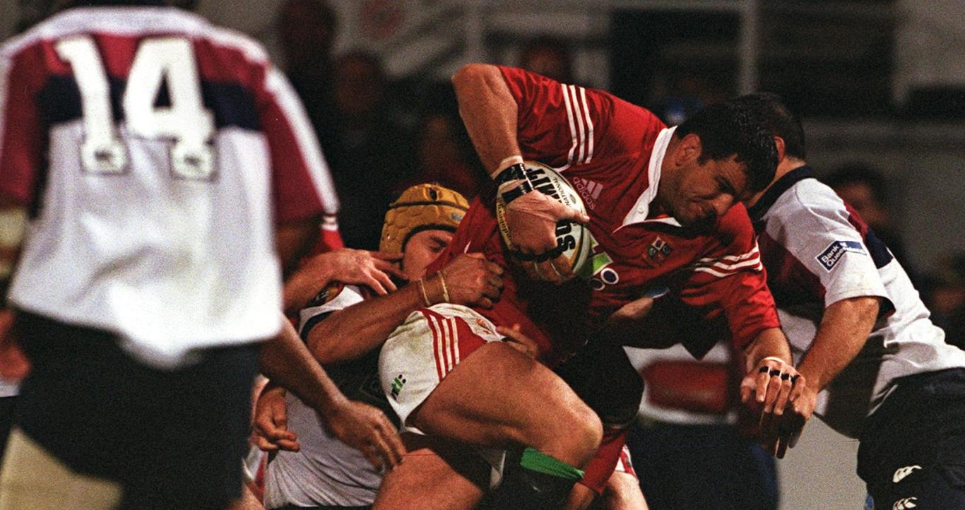 Johnson: Lions clashes are simply unforgettable