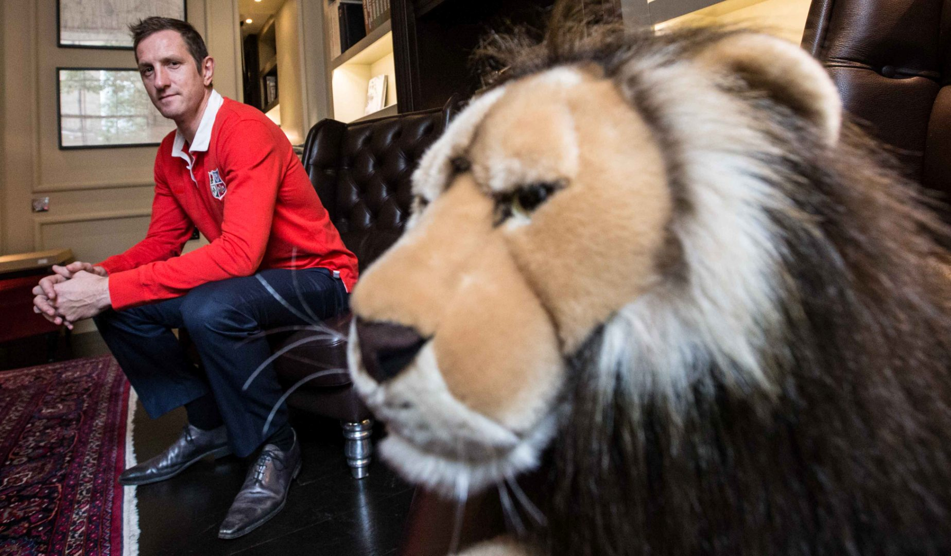 Greenwood: Lions tours are the pinnacle