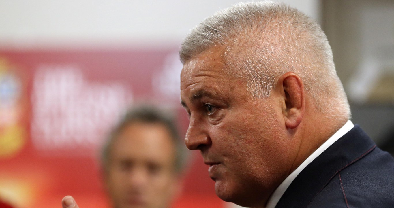 Gatland yet to decide on several of his squad