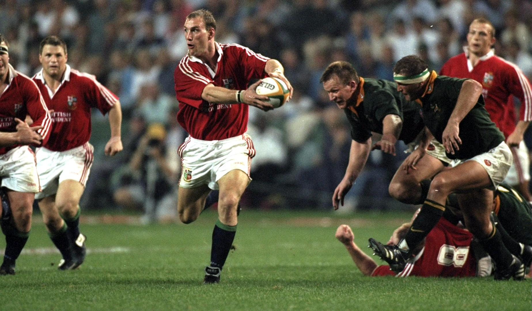 Dallaglio urges players not to look too far ahead
