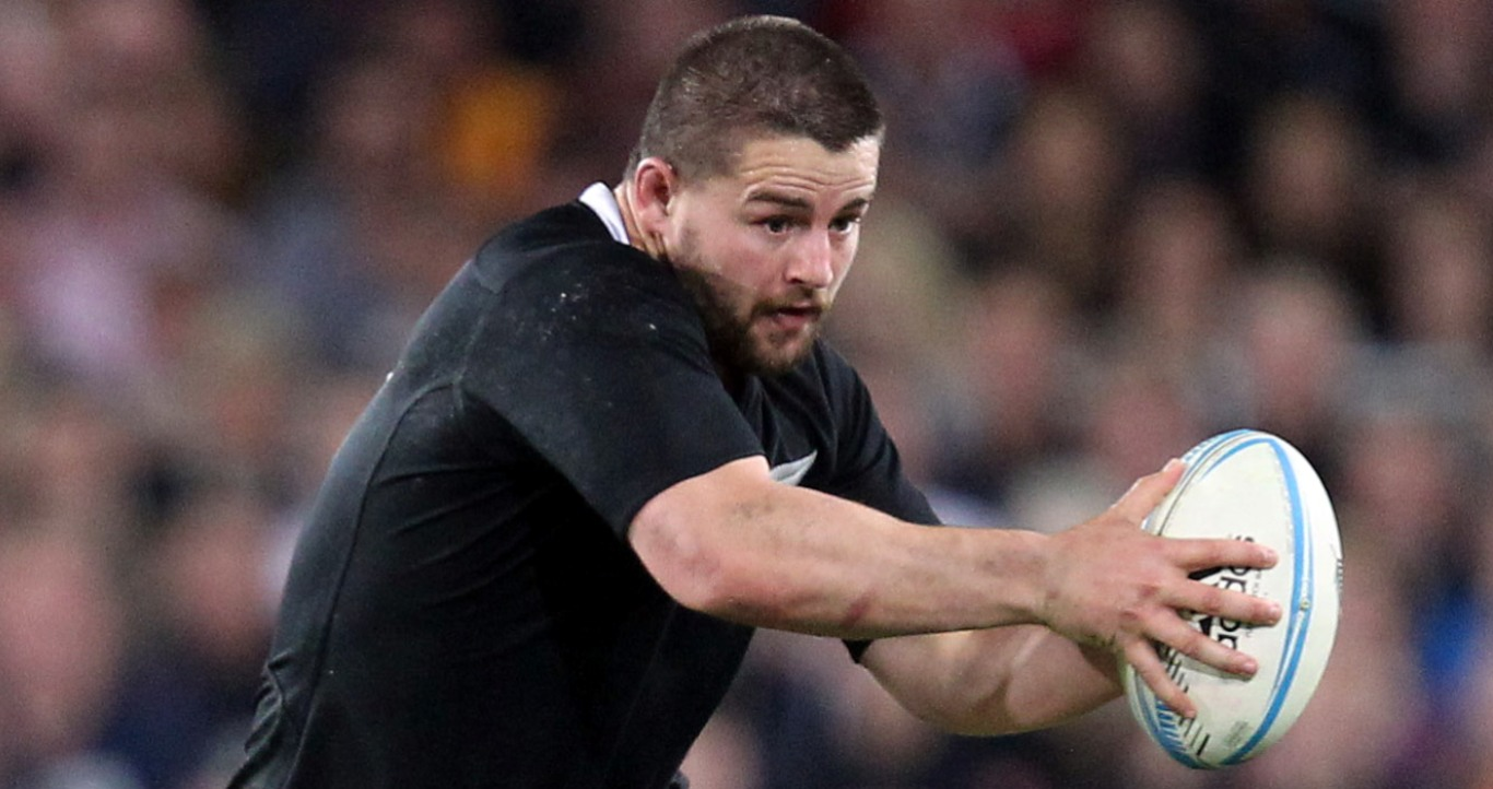 Coles and All Blacks keep their feet on the ground