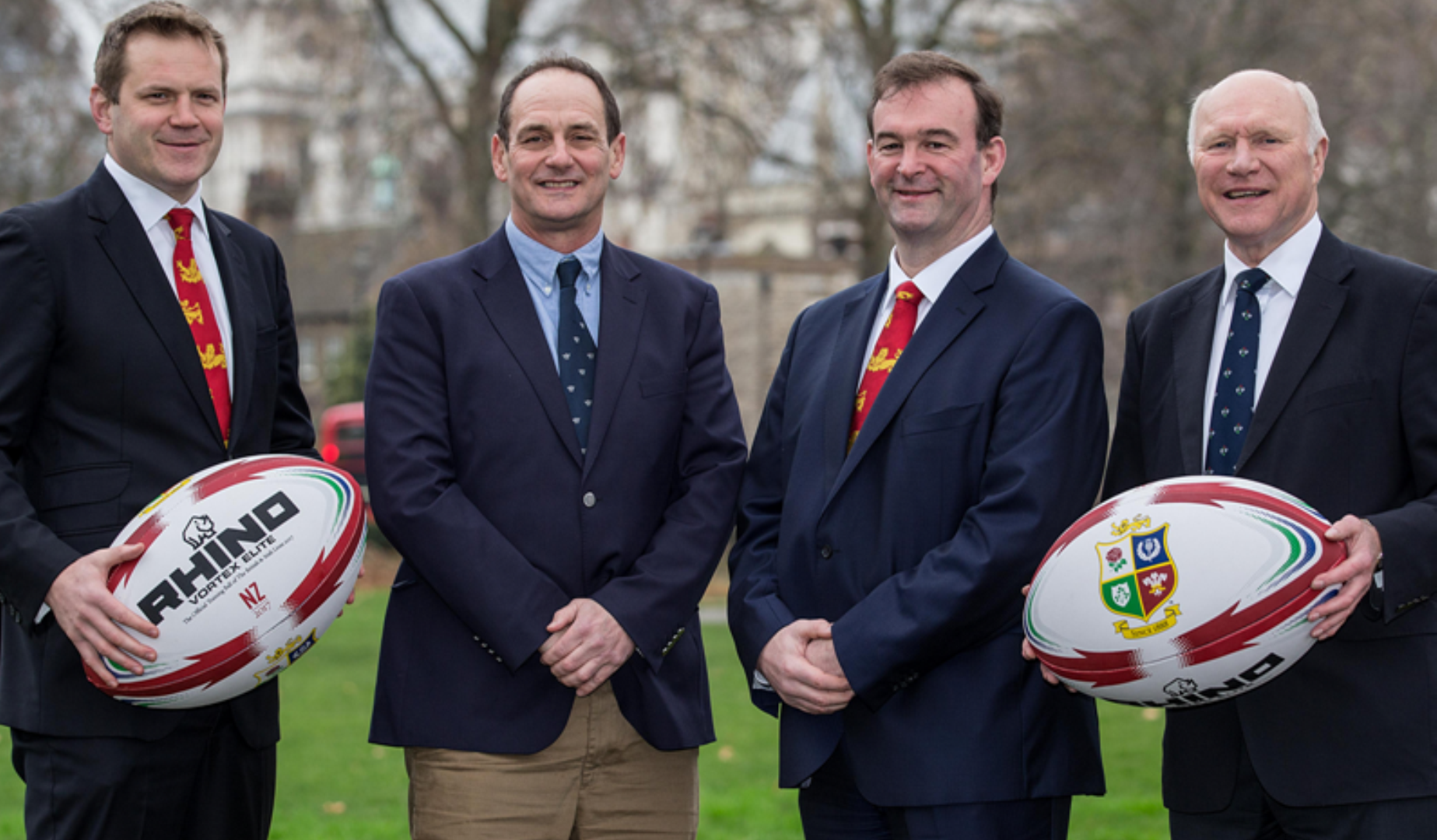 Clark and Rhino ready to climb rugby's Everest