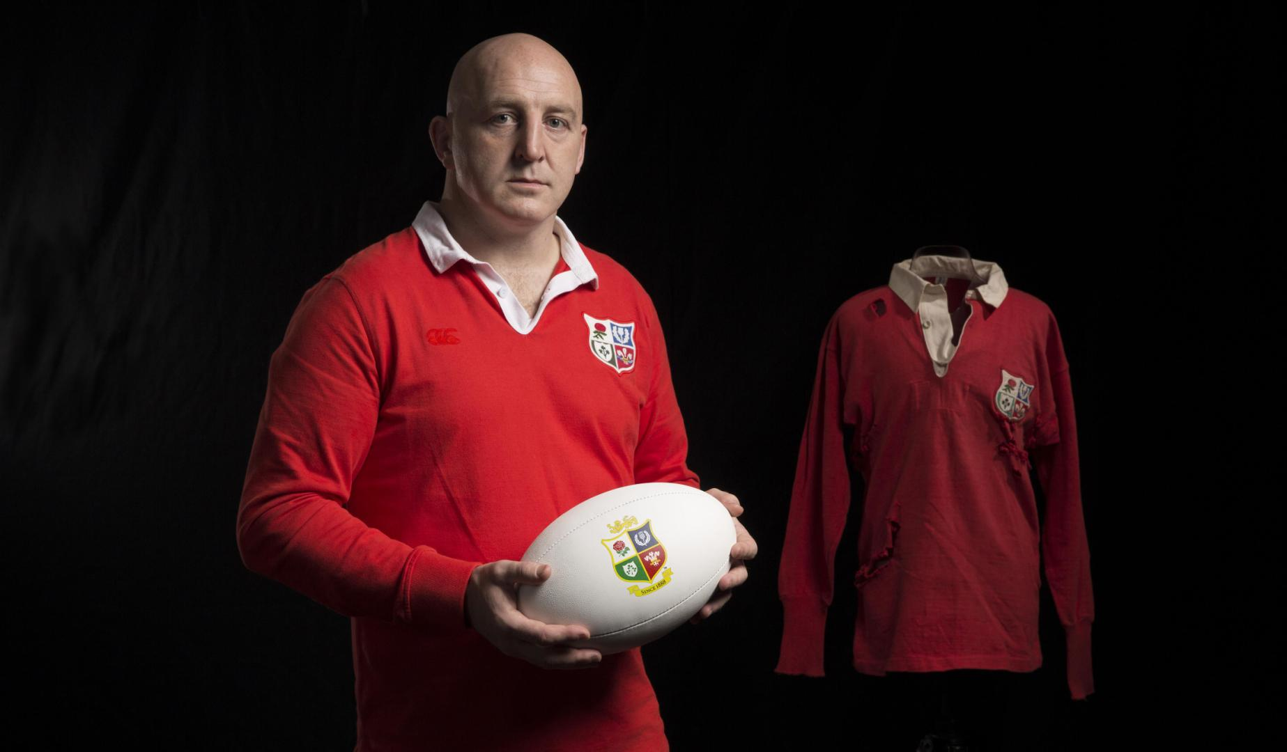 Canterbury commemorate 1959 tour with new jersey