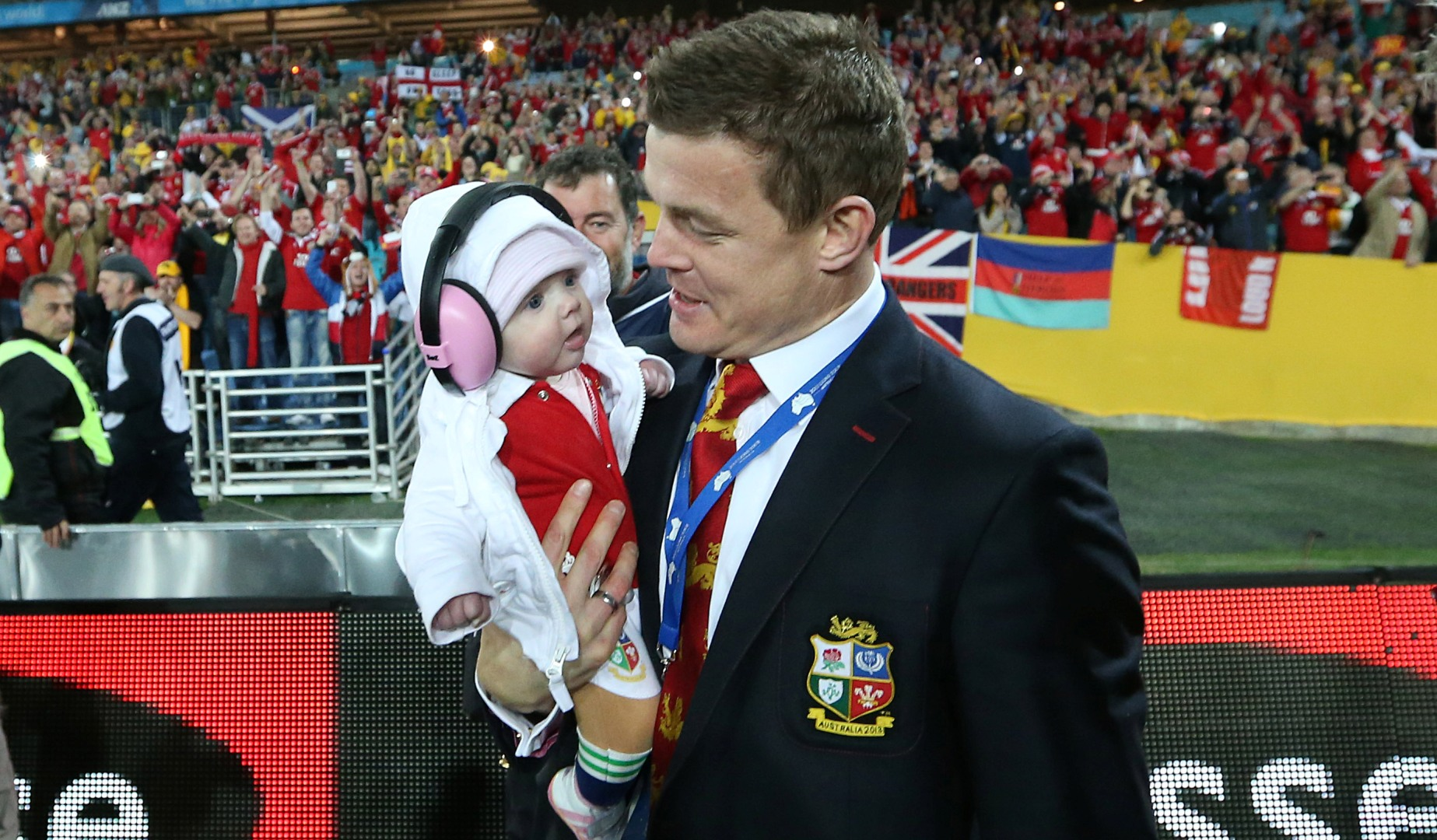 British & Irish Lions legends: Brian O'Driscoll