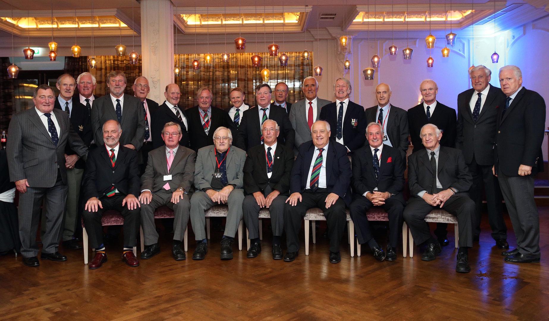 British & Irish Lions captains: John Dawes