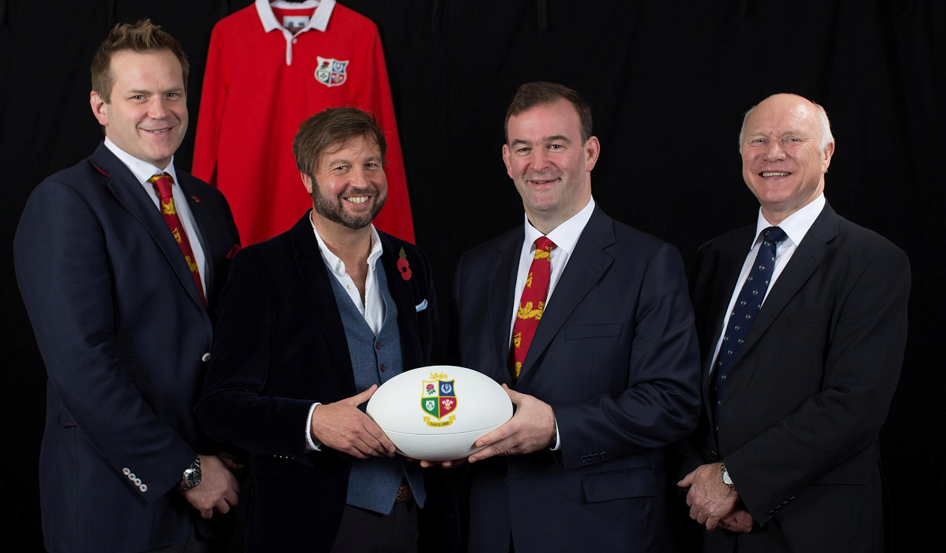 British & Irish Lions announce Canterbury as official apparel partner
