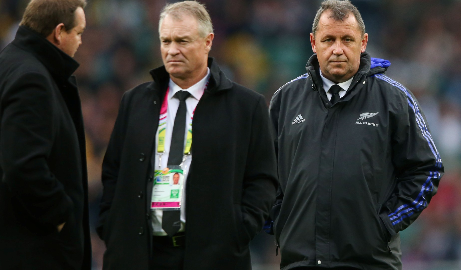 Assistant coaches commit to All Blacks
