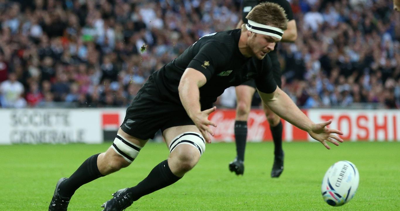 All Blacks re-shuffle for Namibia clash