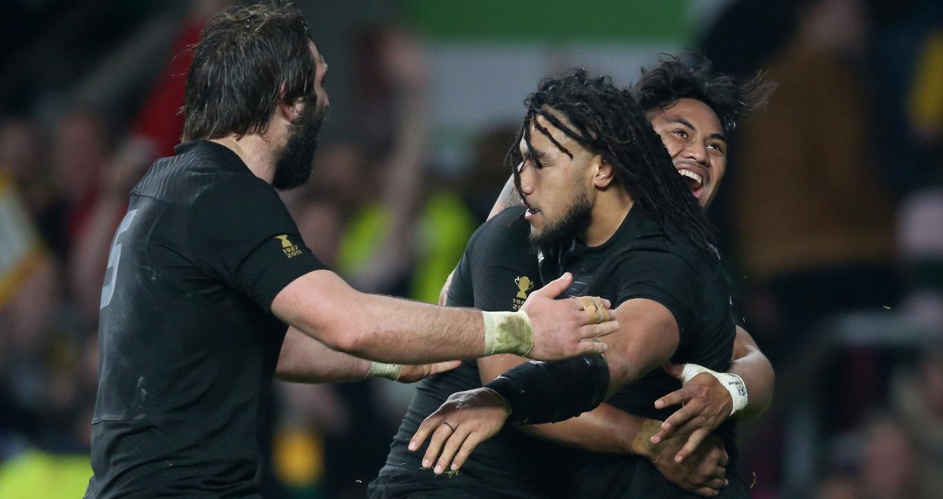 All Blacks make history to claim back-to-back World Cups