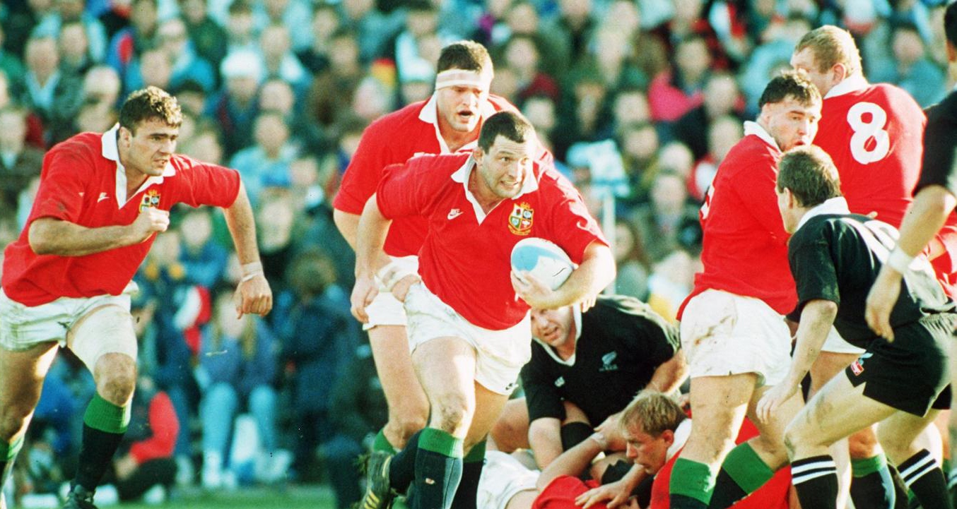 All Black backlash overpowers brave 1993 Lions