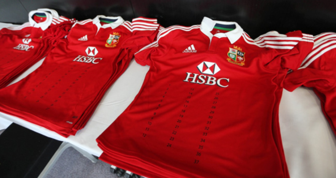 f4b9f80b British & Irish Lions | Win a signed British & Irish Lions 2013 jersey