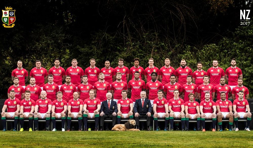 2017 British & Irish Lions