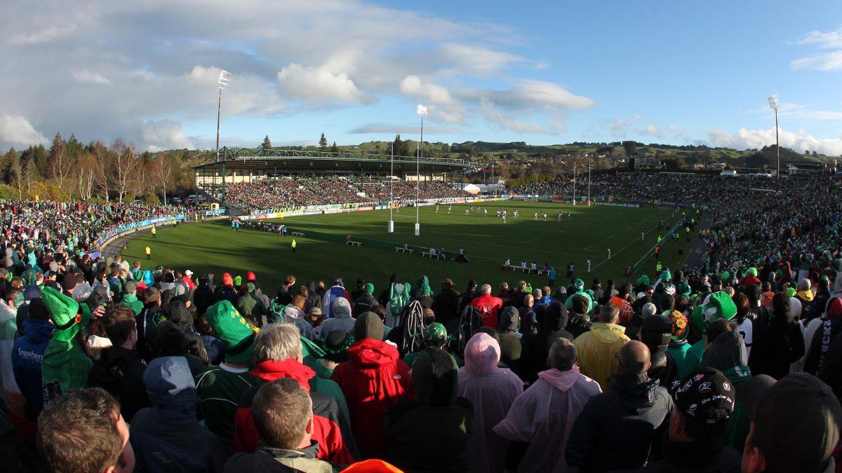 Rotorua Stadium