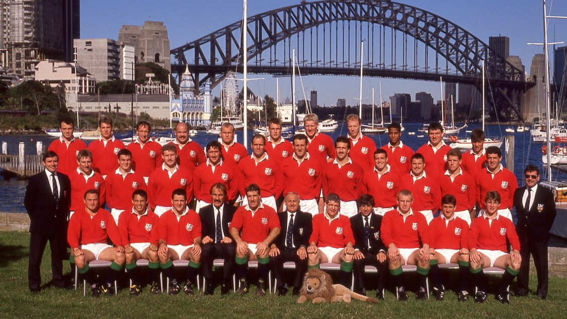 Feature: 1989 Lions make history with Australia comeback victory