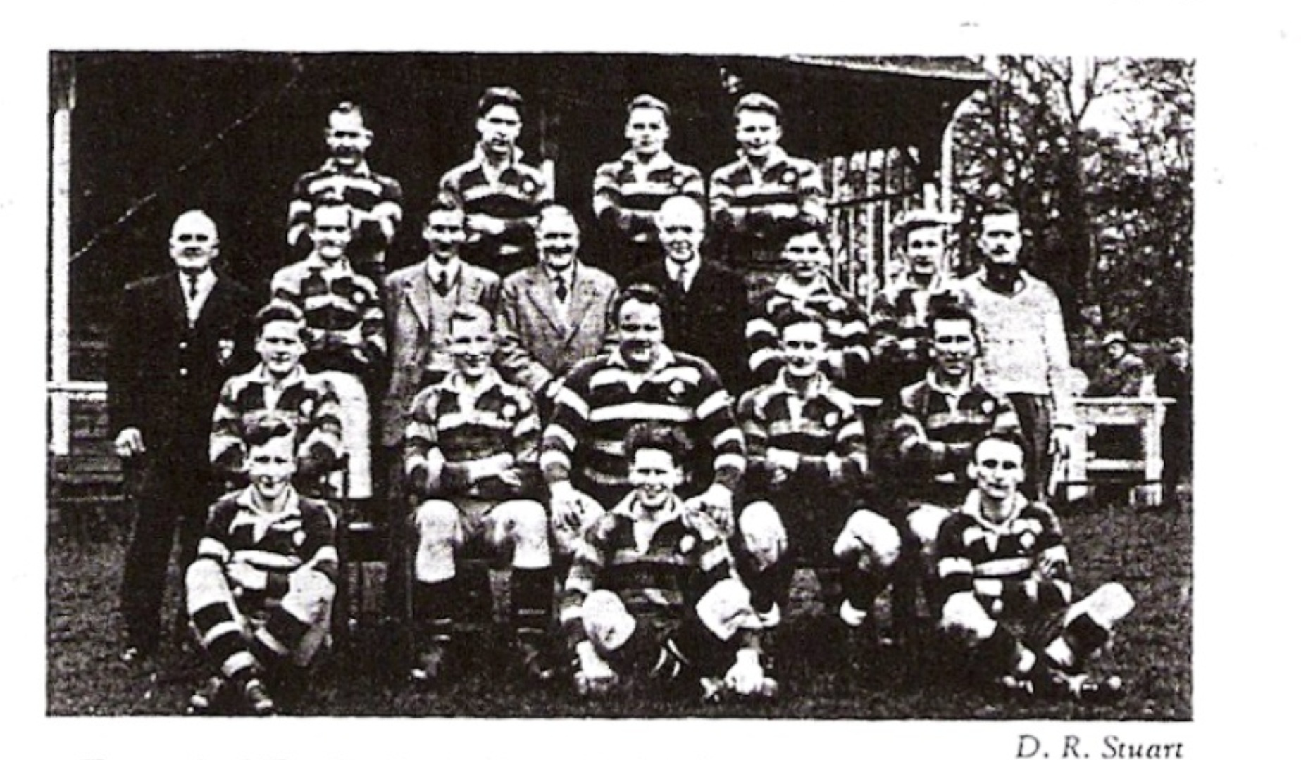 Your Club Your Lions: Harrogate RUFC