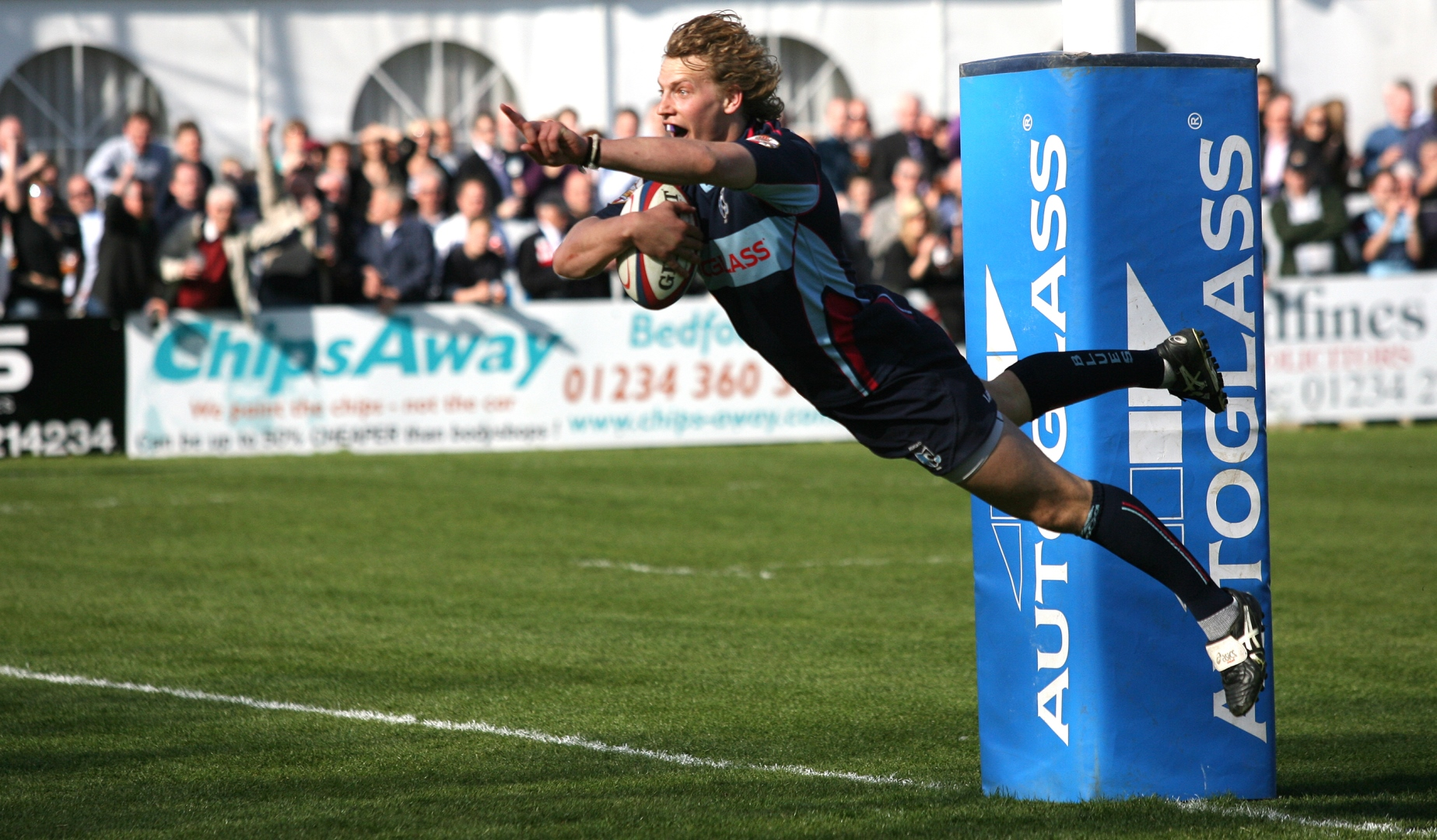 Your Club Your Lions: Bedford Blues