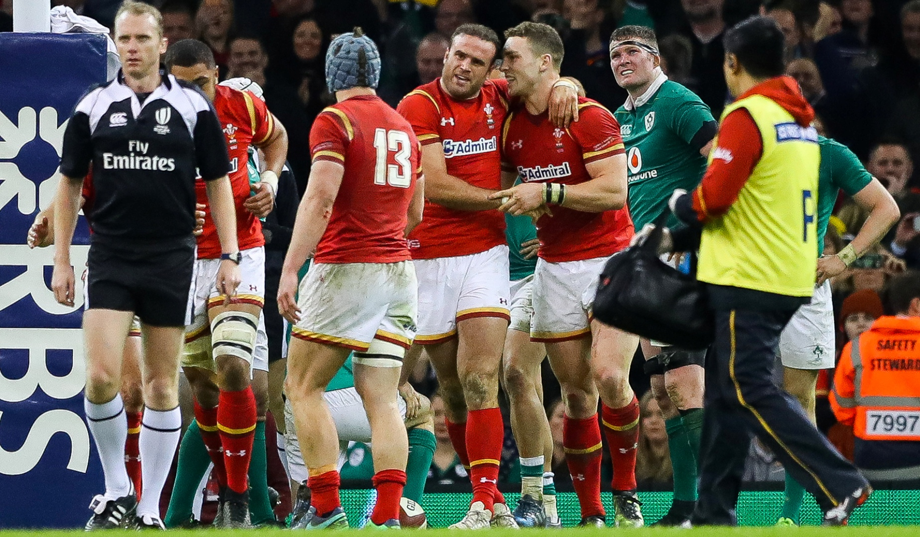 Webb insists Wales repaid coaches' faith with Ireland win