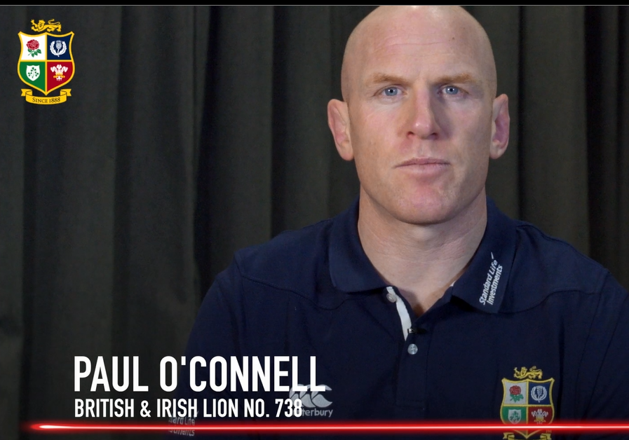 Terms & Conditions – Signed Jersey by SLI Ambassador Paul O'Connell