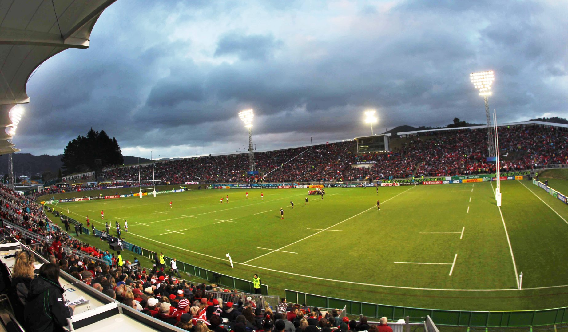 Stadia in Focus: Toll Stadium