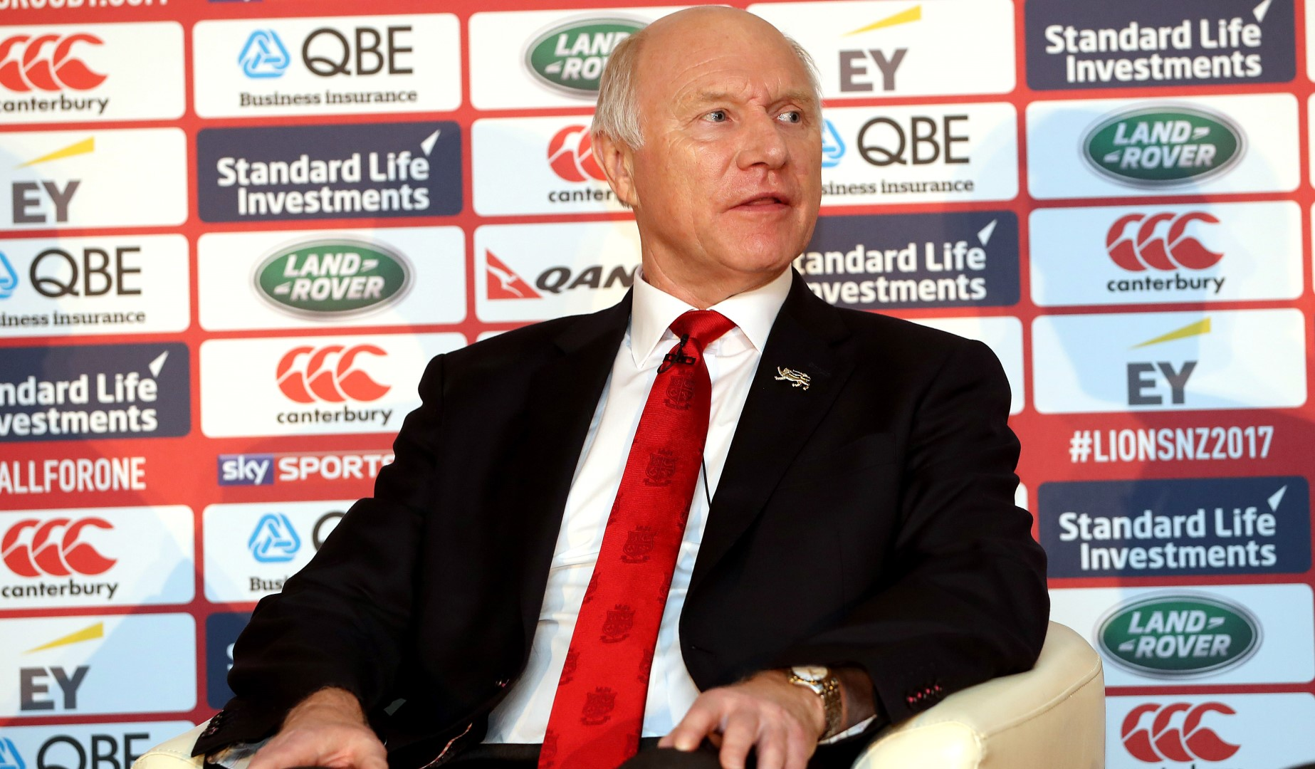 Spencer hails Lions strength 50 days out from squad announcement