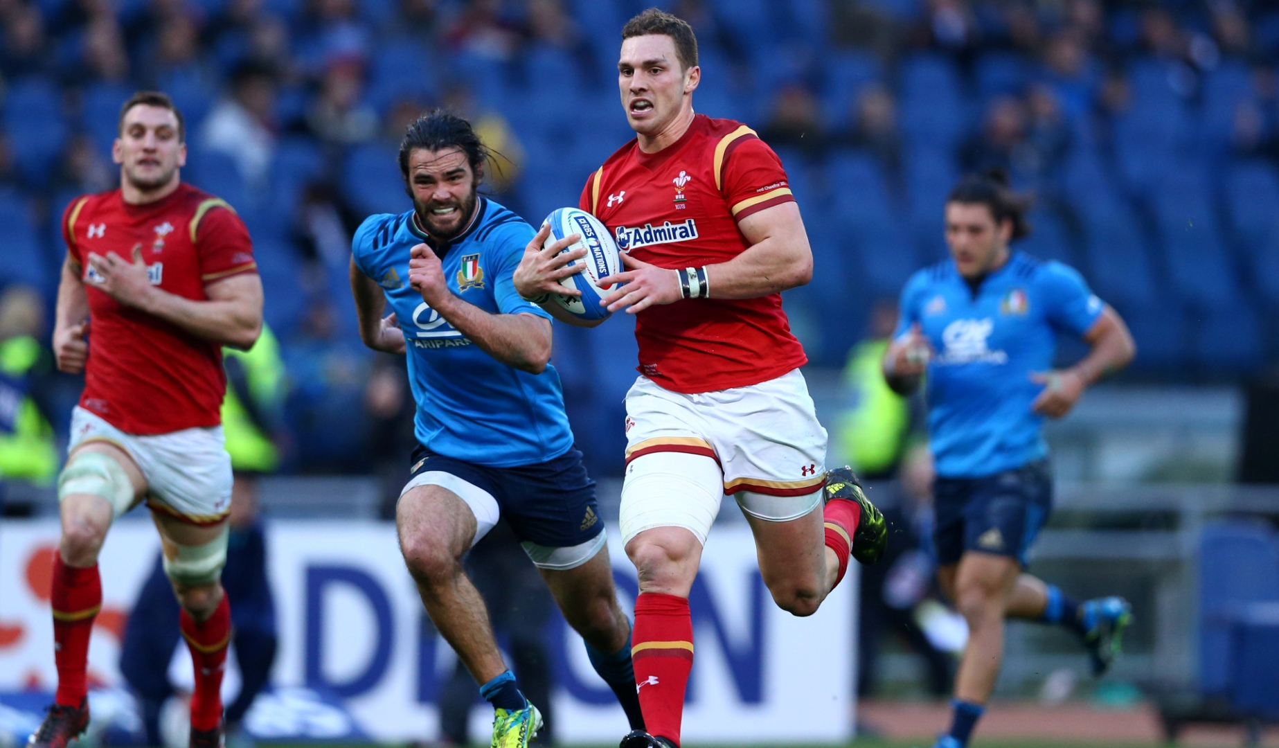 North returns for Wales in only change for Scotland clash